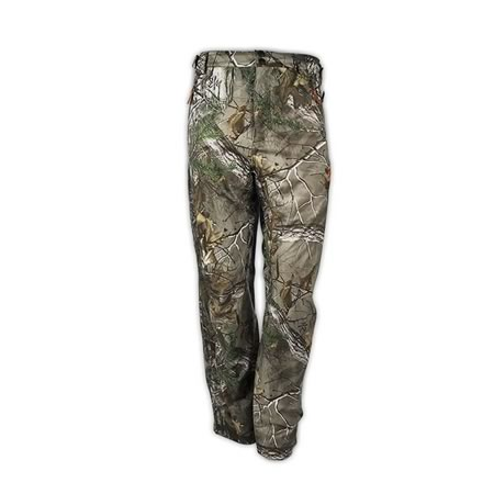HR Tracker Pants - H-205 - Camo Hunting Pants - Water Resistant Pants - Small to 5XL