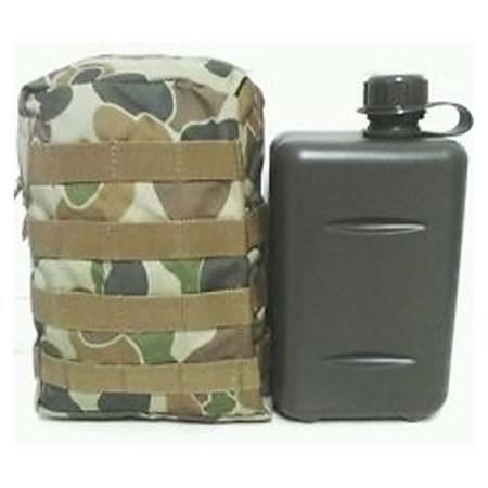 SA 2 Litre Drink Bottle & Large Pouch