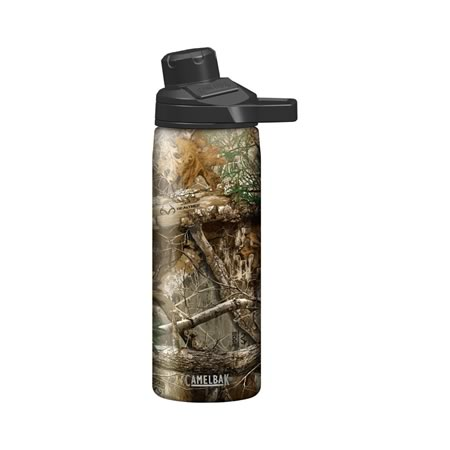 Chute Mag Stainless Steel Drink Bottle 600ml Real Tree Cam