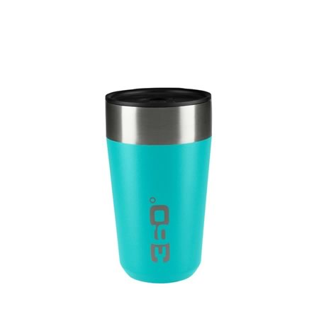 Vaccum Stainless Steel 475ml Travel Mug Turquoise
