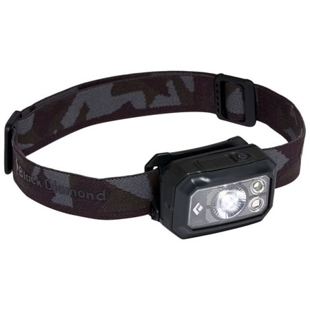 Storm Headlamp 400 Black