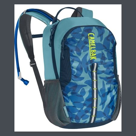 Scout 1.5L Blue Youth Pack