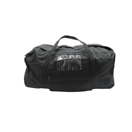 Echelon Duffel Bag Black - Front