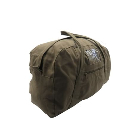 Echelon Duffel Bag Olive - Side