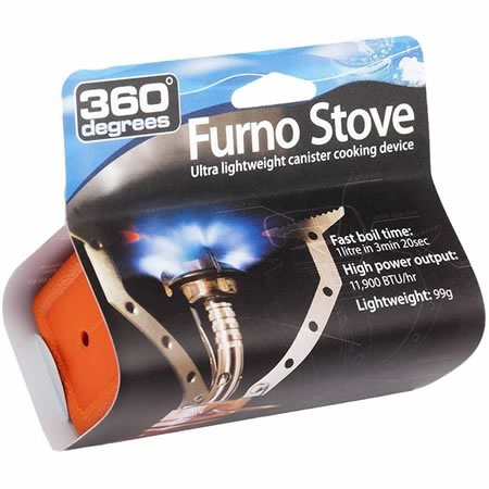 360 Degrees Furno Stove