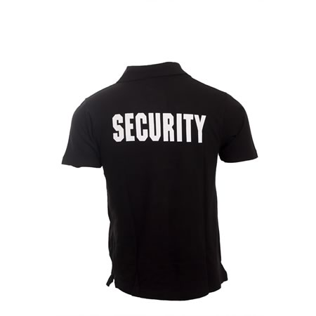 TAS Security Polo Shirts - All Sizes