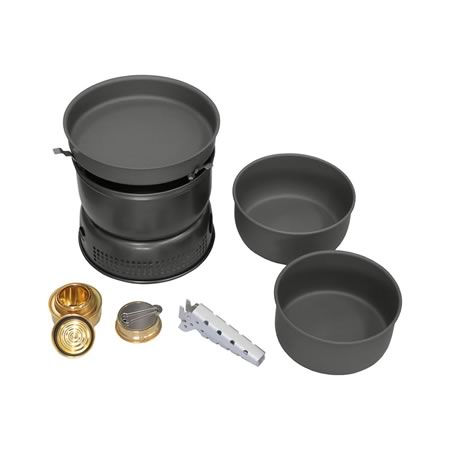 Cookware Sets - Hard Anodised