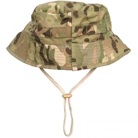 Multicam Giggle Bush Hat S-XL