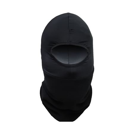 Bikers Black Balaclava