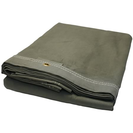 Canvas Tarps - 3 Sizes