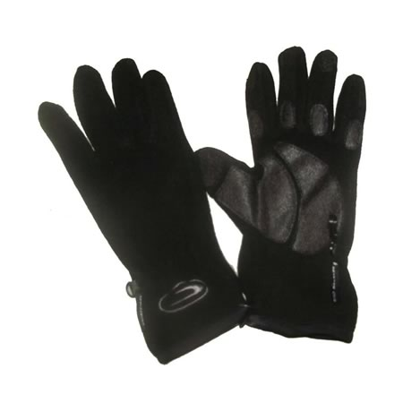 Fleece Palm Grip Gloves