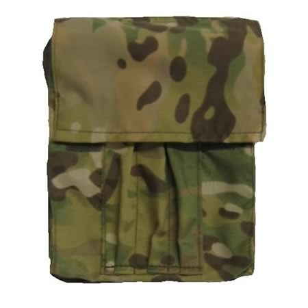 Notebook Cover Multicam