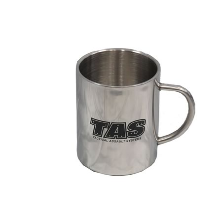 Stainless Steel Twin Wall Mug