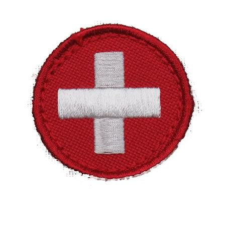 Medic First Air ID Velcro Patch