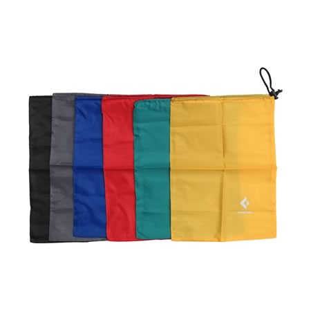 6 Pack Draw String Storage Bags