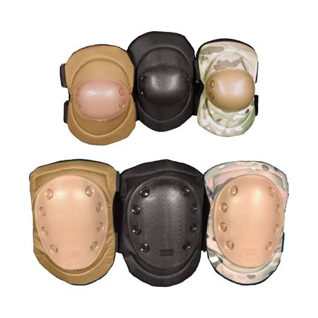 Elbow and Knee Pads Set