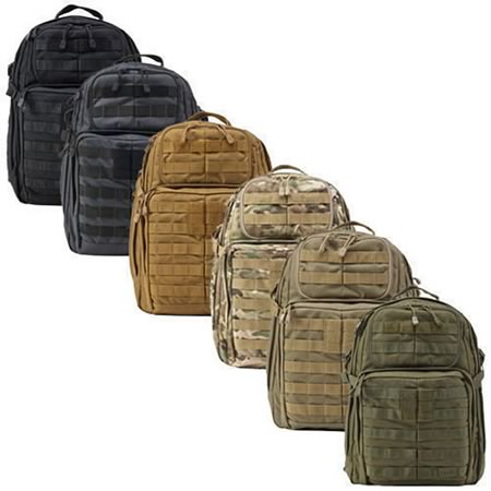 5.11 RUSH 24™ Backpack All Colours