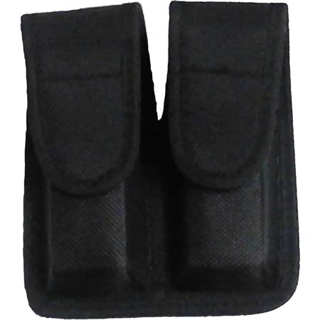 Black Double Security Pouch