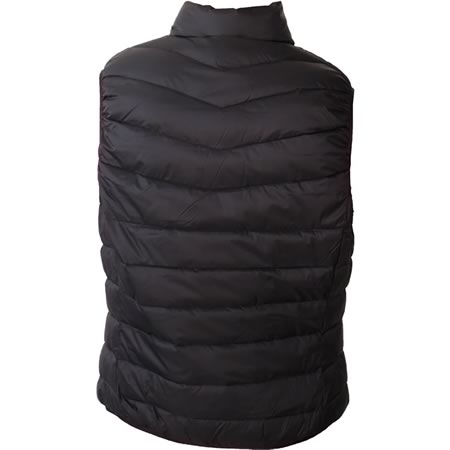 TAS Urban Black Down Vest