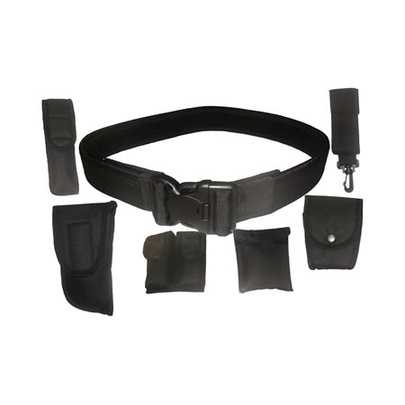 Security Tactical Belt and Pouuches