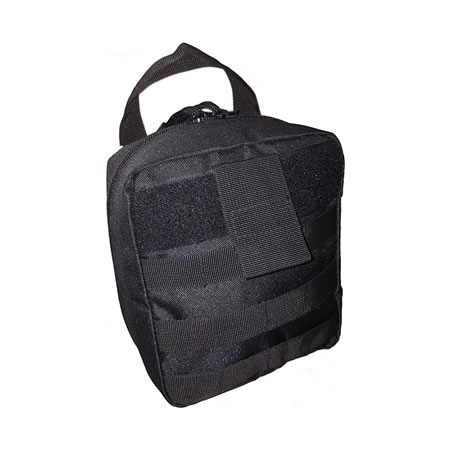 EMT Emergency Medical Pouch Black