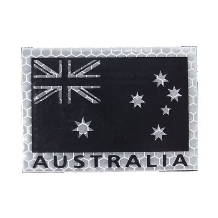 Australia Reflective Patch - Twin Pack