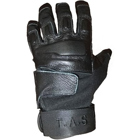 Black Lightweight Tactical Gloves