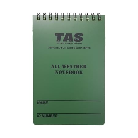 All Weather Notebook - Two Sizes