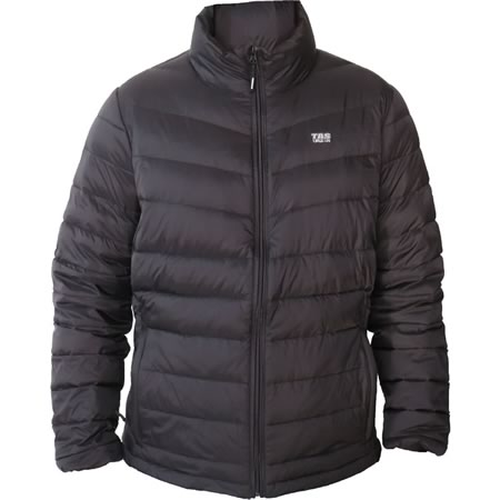 TAS Urban Black Duck Down Jacket