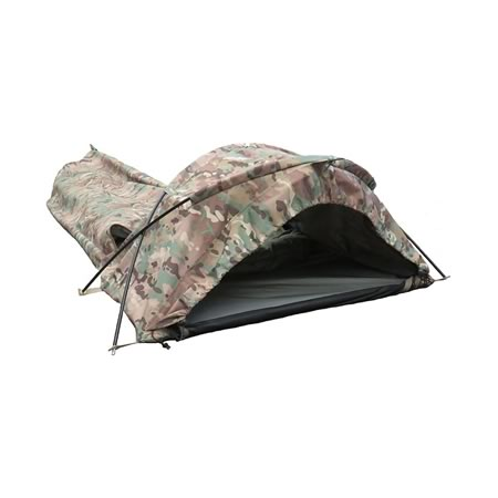 MultiCam Bivvy with Alloy Poles - NEW!!