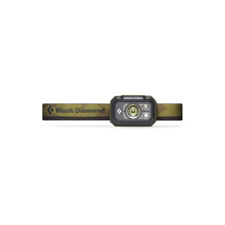 Storm 375 Waterproof Headlamp - Dark Olive