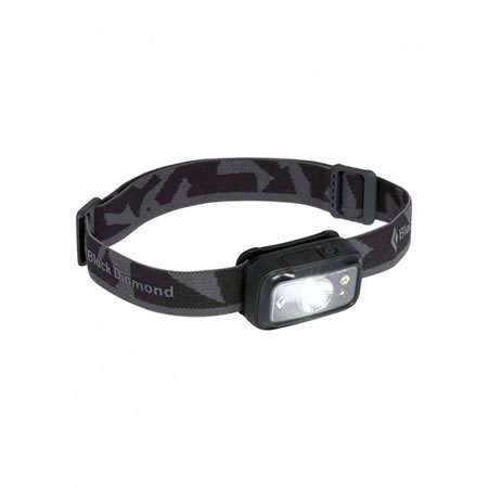 Cosmo 250 Lumens Headlamp - Black