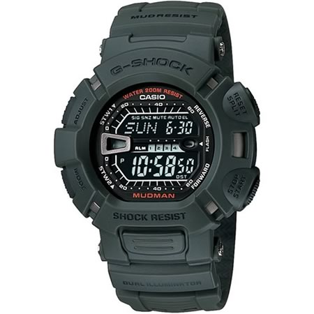 Casio G-Shock Mudman G9000