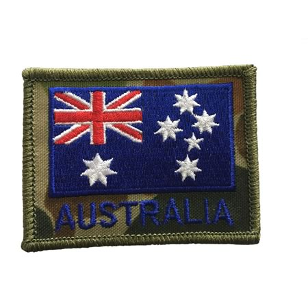 Australian Army Australia Shoulder Flash Twin Pack - ANF