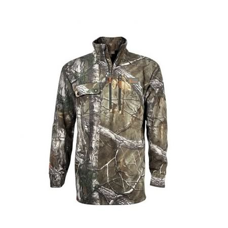 Highpoint - Windproof Water Resistant Heatfleece Camo jumper - S to 5xl
